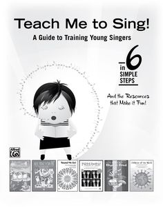 "Alfred's FREE ""Teach Me to Sing"" sampler helps you train young singers in 6 simple steps! It features several elementary resources, along with complete sample pages that you can try out! Includes products for: Echo Songs * Unison Singing * Rounds & Canons * Partner Songs * Rhythm & Music Reading * Activities * Beginning 2-part songs. Click to download a PDF. #music #classroom"