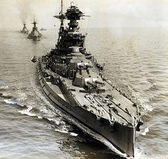 HMS Barham, Queen Elizabeth-class battleship of the Royal Navy. Naval History, Military History, Detroit History, Liverpool History, London History, Roman History, Texas History, Tudor History, Modern History