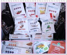 SimplyProtein #Review | Closet of Free Samples | Get FREE Samples by Mail | Free Stuff
