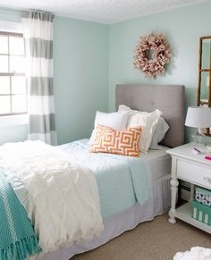 Room Styles For Girls uptown girl room | available on dormify | dorm bedding loves