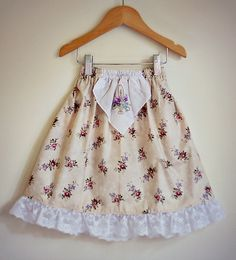 Image of Size 6 - Spring Skirt