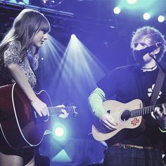 Taylor Swift and Ed Sheeran Everything Has Changed