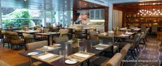 Shangri-La Hotel's new Waterfall Cafe, thankfully, steers clear of this potentially easily-misunderstood association,-LRC