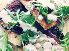 Vegansk ostesauce | Månebarnet