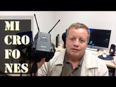 ▶ Microfones que uso Sony UWP V6 e Yoga TH 81 - YouTube