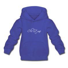 Cli Stone Clothing, Kid's Hoodie, www.clistone.com/clothing