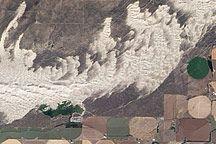 St. Anthony Sand Dunes, Idaho : Image of the Day : NASA Earth Observatory