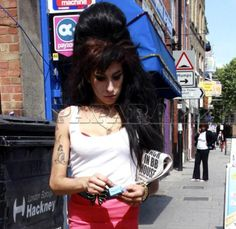 amysfan:  Amy Winehouse