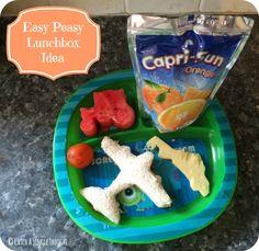 Simple Lunchbox Idea #CapriSunSchool #Shop