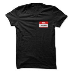 Hello My Name Is AnonymousGet your very own Hello My Name Is Anonymous t-shirt or hoodie!anonymous, funny, humor