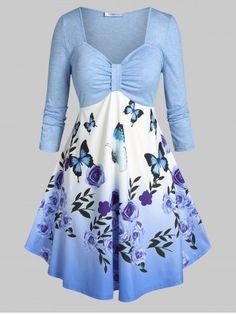 Simple Dresses, Pretty Dresses, Short Dresses, Cheap Plus Size Clothing, Plus Size Dresses, Girl Fashion, Fashion Outfits, Fashion Design, Fashion Site