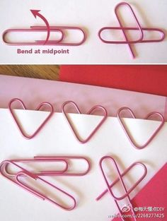 DIY making love pins