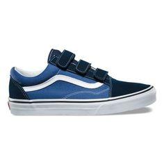 1b99255591b Vans Old Skool V Men s Skate Shoes (Suede Canvas) Black True White ...