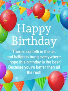87 best birthday wishes cards images on pinterest in 2018 happy happy birthday wishes card birthday greeting cards by davia m4hsunfo