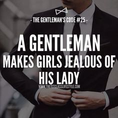 A TRUE GENTLEMAN ONLY HAS ONE LADY! And DOESN'T CHEAT OR CROSS THE LINE OF FRIENDSHIP WITH OTHER GIRLS AKA HOES.. HE IS PROUD OF HIS LADY AND MAKES IT KNOWN TO EVERYONE ,ESPECIALLY FEMALES!