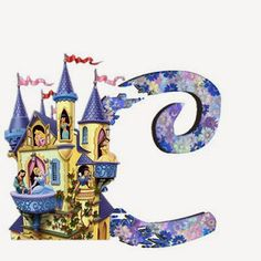 Alfabeto de Princesas Disney. Disney Alphabet, Cute Alphabet, Alphabet Letters, Alfabeto Disney, Disney Printables, Disney Princess Party, Craft Patterns, Snow Globes, Disney Characters