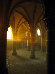 Michel, France at sunset Mont Saint Michel France, Le Mont St Michel, Beautiful Buildings, Beautiful Places, Paris, Belle France, Normandy France, Provence France, Visit France