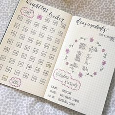 A little weightloss tracker I created recently. I'll do another one before the new year, just in case I've gained over the Christmas period! ♡