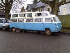 Hippie vans | Hippies out of control Front Porch Coffee