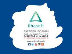 A Ilhasoft teve o prazer de participar deste grandioso evento, que promoveu um espaço de debate público sobre Direitos Humanos. Ganhou destaque também, o nosso aplicativo #ProtejaBrasil, fruto de uma parceria com a UNICEF, CEDECA-BA e SDH/PR.