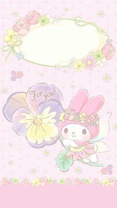 My Melody fairy