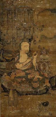 Arhat「羅漢図」南宋・13世紀