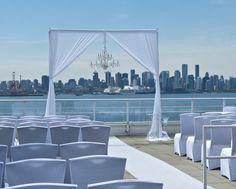 Vancouver Convention Centre Wedding