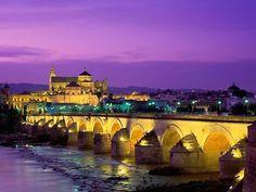 Se pone el sol sobre el Guadalquivir a su paso por Córdoba, la ciudad que está visitando Vega esta semana, disfrutad de la imagen porque mañana seguiremos recorriendo las callejuelas de este trozo de historia viva del mundo que es la urbe andaluza...¡¡hasta mañana!! #córdoba #guadalquivir #andalucía #españa #europa #atardecer #sunset #viajar #viajes #turismo #travel #trip #vega #ocio