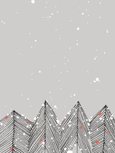 2011 Christmas  design card by Kanelimaa