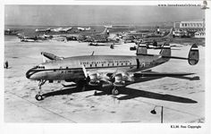 KLM PH-TAM, Lockheed Constellation L-049