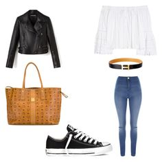 """#normally"" by ranbe on Polyvore featuring Mode, Jane Norman, Carolina Herrera, Hermès, MCM und Converse"