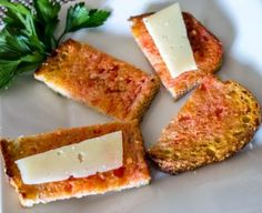 Tomato Bread Recipe - Real Food Finds #tomatobread #realfoodfinds