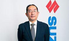 Suzuki Deutschland-Chef Kazayuki Yamashita spricht im Interview mit der AUTO ZEITUNG über das Comeback der japanischen Marke auf dem europäischen Markt und ein bevorstehendes Elektroauto. Herr Yamashita, Interview, Auto News, Chef, Breast, Suit Jacket, Blazer, Jackets, Fashion, Autos