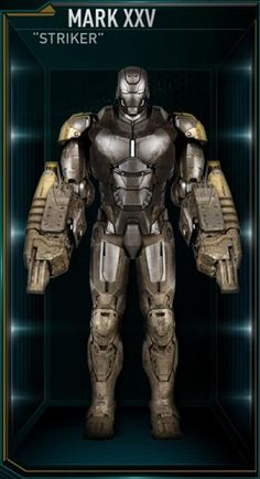 All Iron Man suits so far (From the movies) - Album on Imgur