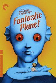 El planeta salvaje Poster