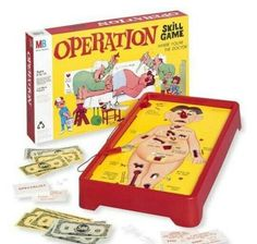 80s toys and games | Operation #90's kid #board games | 80s & 90s toys are the bestest!!