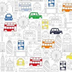 Transport Pattern - Hollie Holden