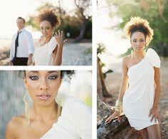 Marchesa Short Wedding Dress