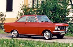 Opel Kadett (A), 1963–1965