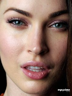 Megan Fox - natural makeup