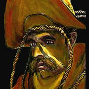 Jgibneycowboy_with_rope_poster_use_card