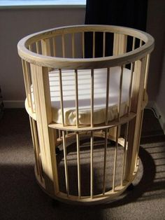 Classic Wrought Iron Baby Cradle | Little Chicks Clothing and other ...
