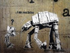 """Banksy: """"Nooo! That's impossible!"""""""