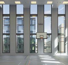 Europaallee en Zurich / Max Dudler Architekt