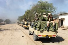 African Giant Nigeria Relies on Poorer Chad to Fight Rebels - BLOOMBERG #Nigeria, #Chad, #BokoHaram