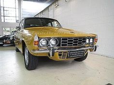 1974 Rover P6B V8 Rover P6, Car Rover, Classic Cars British, British Car, 70s Cars, Cars Uk, Vintage Sports Cars, Vintage Cars, Mustang Cars