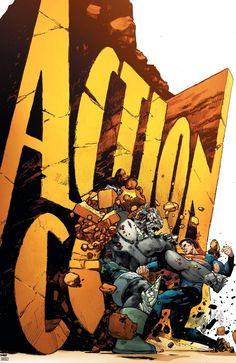 Kid Krypton: ACTION COMICS #962
