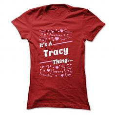T-shirt for Tracy - #boho tee #cool hoodie. GUARANTEE  => https://www.sunfrog.com/Names/T-shirt-for-Tracy-6755-Red-27874149-Ladies.html?id=60505