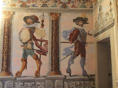 The frescoes of Pietro Ricchi