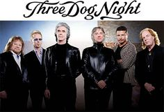 Three Dog Night at the Fox Performng Arts Center, Riverside CA